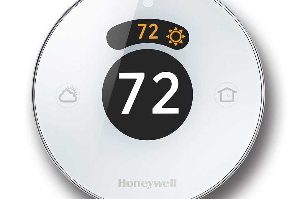 The Honeywell Lyric Thermostat