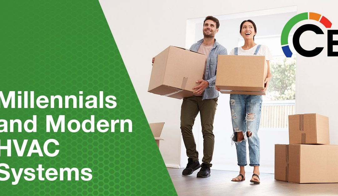 Millennials and Modern HVAC Systems: A Perfect Match