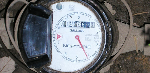 Comment on How to Check a Water Meter to Find Plumbing Leaks – Today's Homeowner by Eunice