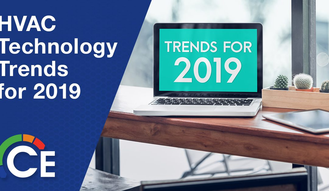5 New HVAC Technology Trends for 2019