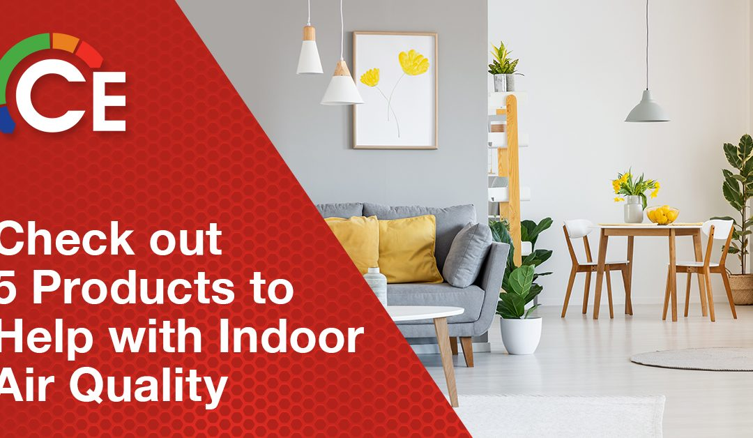 Five Products to Help With Indoor Air Quality This Spring