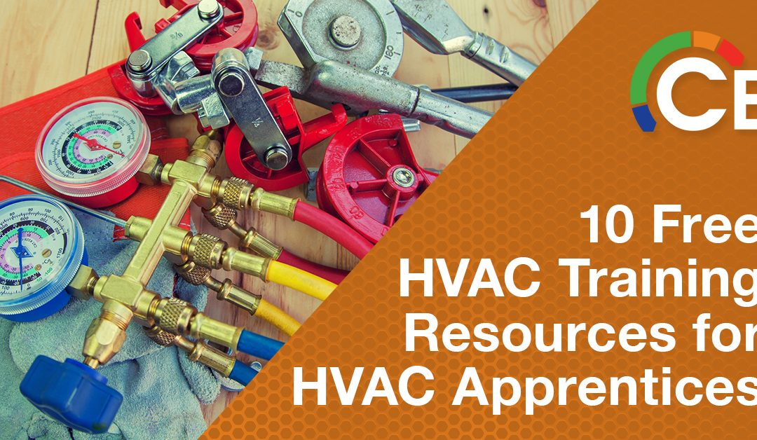 10 Free HVAC Training Resources for HVAC Apprentices