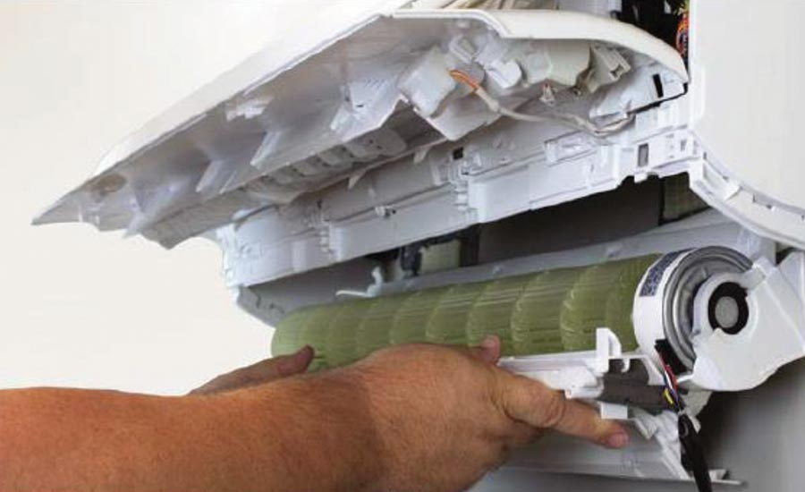 Friedrich Air Conditioning Co.: Ductless System
