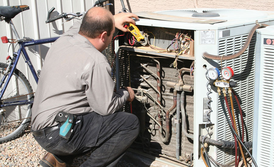 How to Troubleshoot Air Conditioning Systems