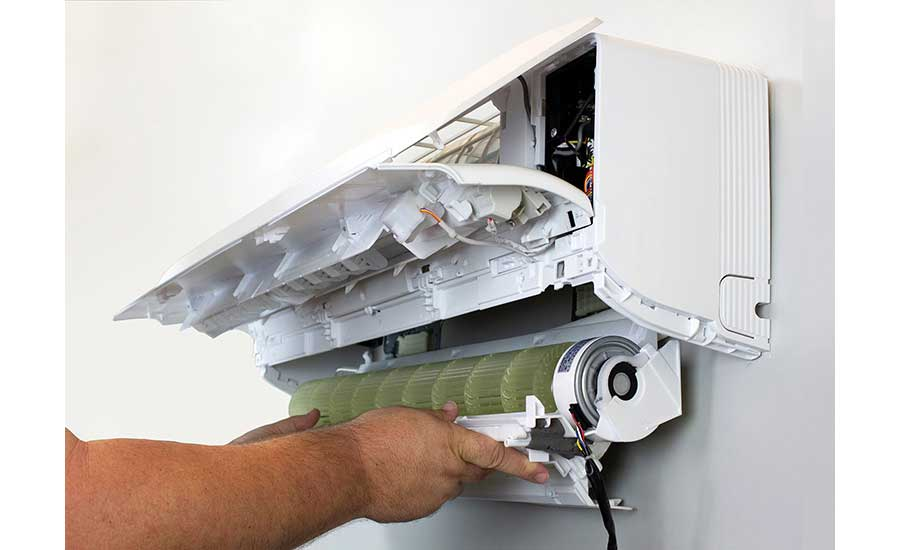 Selling ductless? Great! Make sure to get your customers on a regular preventative maintenance schedule