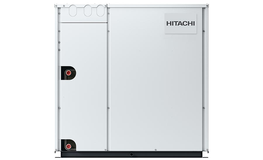 Johnson Controls-Hitachi Air Conditioning Co.: VRF System