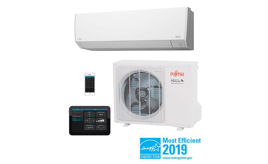 Fujitsu General Mini-Split Systems Qualify for Energy Star 2019 Most Efficient Listing