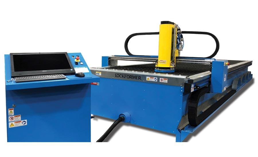 Mestek Machinery: Laser Cutting System