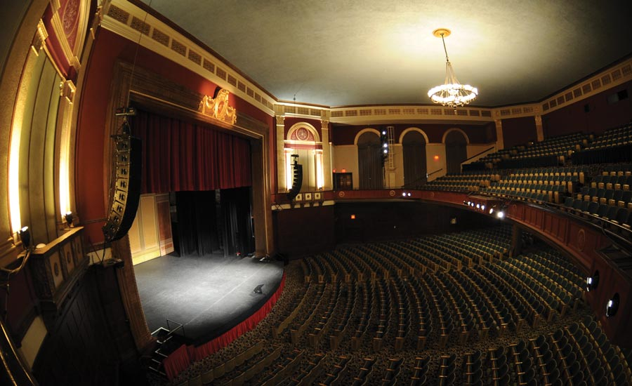 Leveraging the Power of HVAC Tech to Retrofit Performing Arts Building