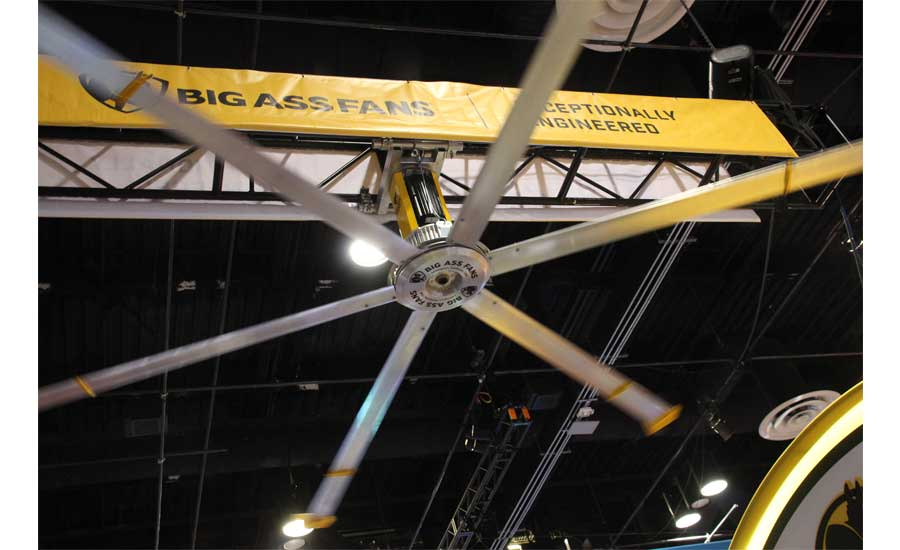 Trademark Infringement Allegation Gets Fan Manufacturer Thrown Out Of Expo