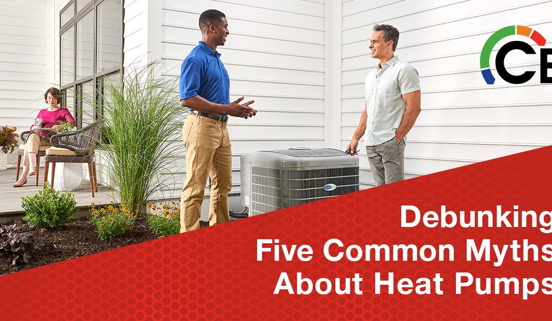 Debunking Five Common Myths About Heat Pumps