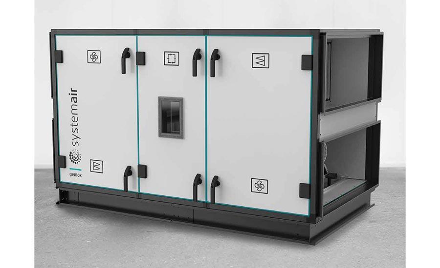 System Air: Air Handling Units
