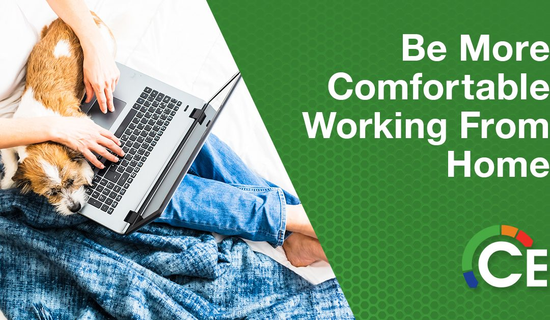 How to Fight Hot and Cold Spots in the House to Make Working from Home More Comfortable
