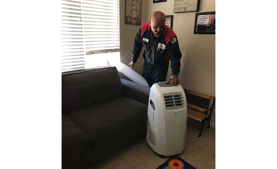 Contractors Look at Strategies, Opportunities for Portable A/C