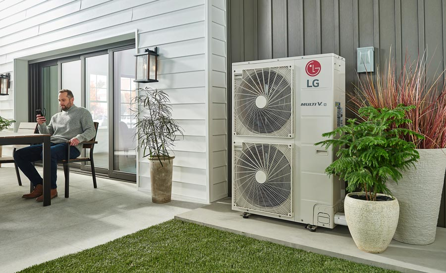 High-End HVAC Improves Industry Image and Home Environment