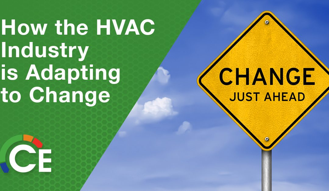 How the HVAC Industry Is Adapting to Change