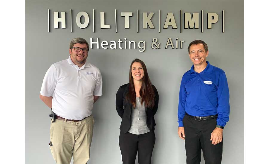 HVAC Contractor Focuses on Family, Serving Community