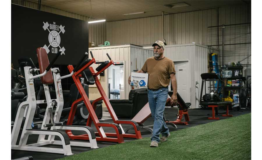 Fitness Facility Installs New IAQ Solution to Prepare for Post-COVID Reopening