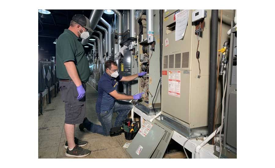 Displaced Oil Employees Find New Life in the HVAC Industry