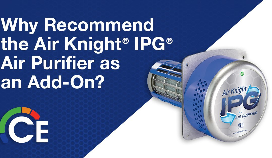 The Air Knight® IPG® Air Purifier: How Residential & Commercial Applications Can Enjoy Germ-Free Air
