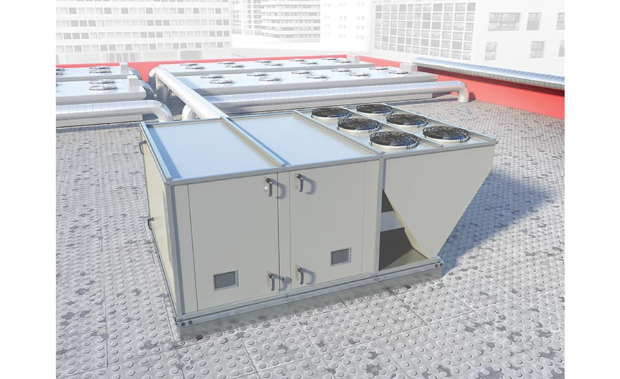 Rooftop Units Incorporate Tech for Safety, Efficiency, Remote Monitoring