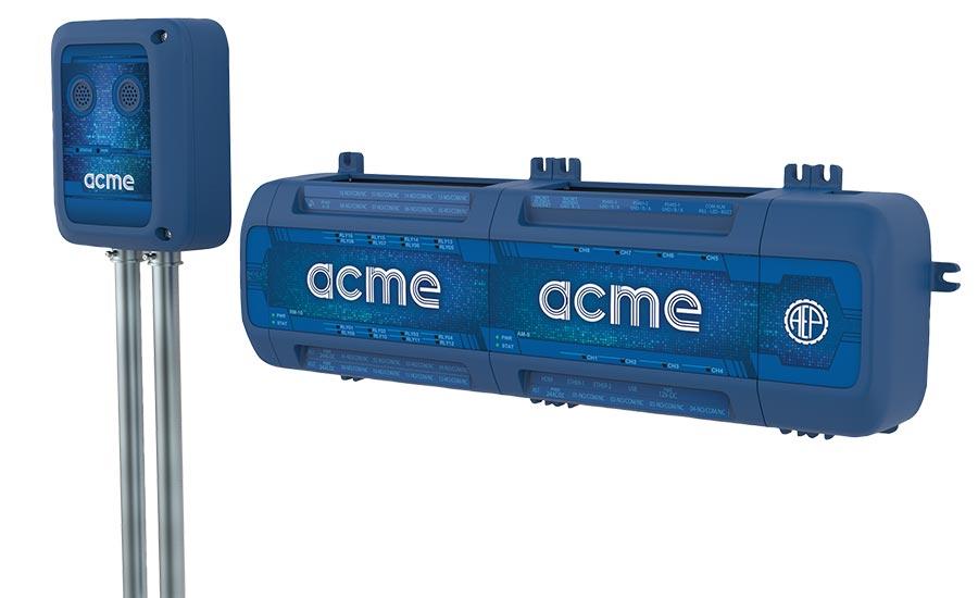 Acme Engineering: Gas Monitoring