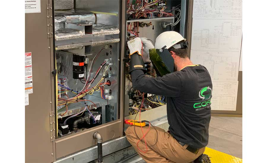 Johnson Controls Opens HVAC Training Facility