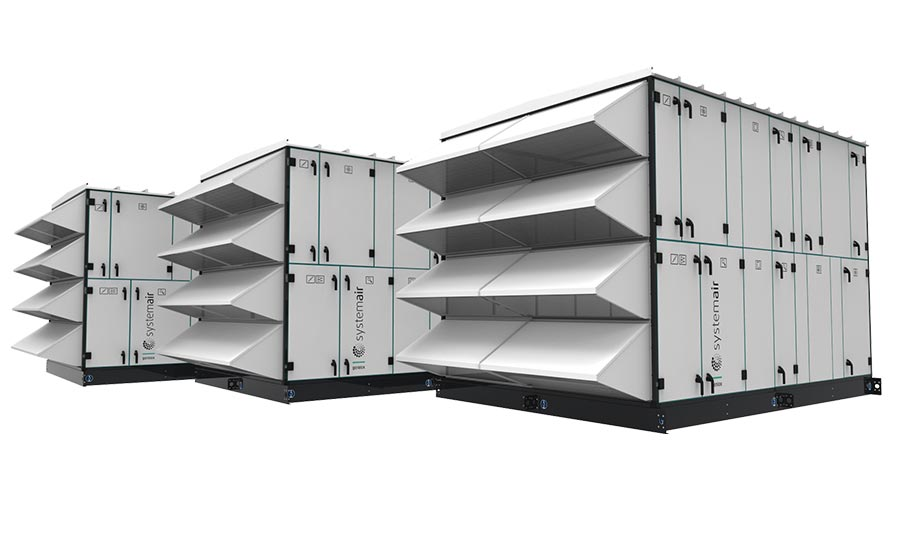 Systemair: Air Handler Units
