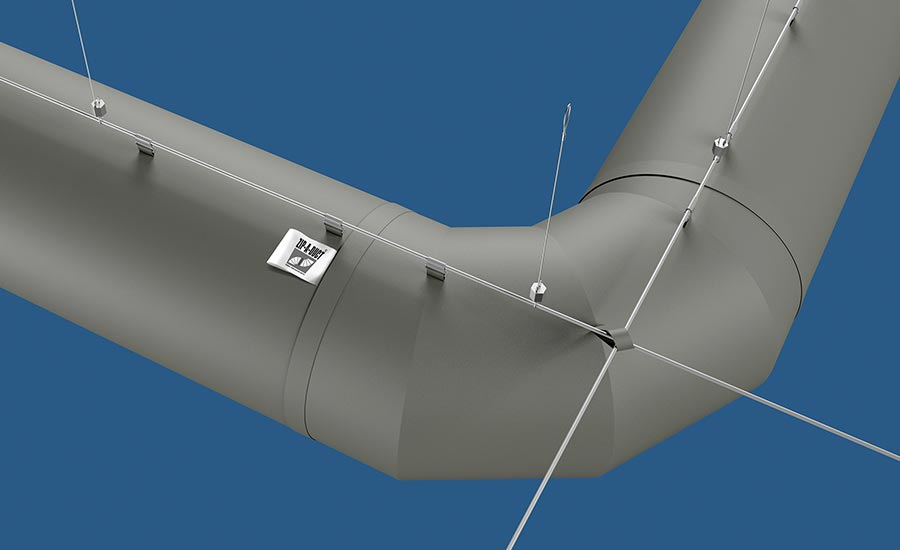 Zip-A-Duct: Fabric Duct
