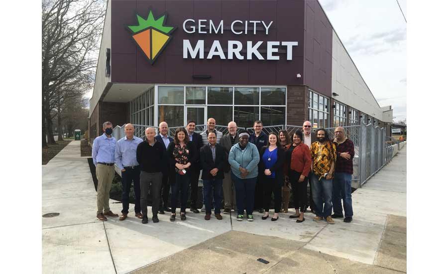 HVACR Industry Helps Grocery Bring Fresh Food to Neighborhood