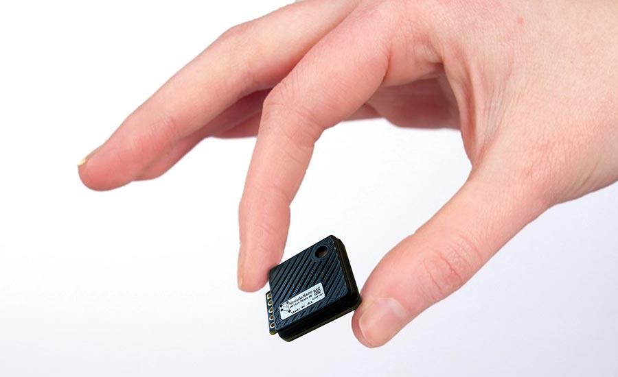 NevadaNano: Refrigerant Gas Sensor