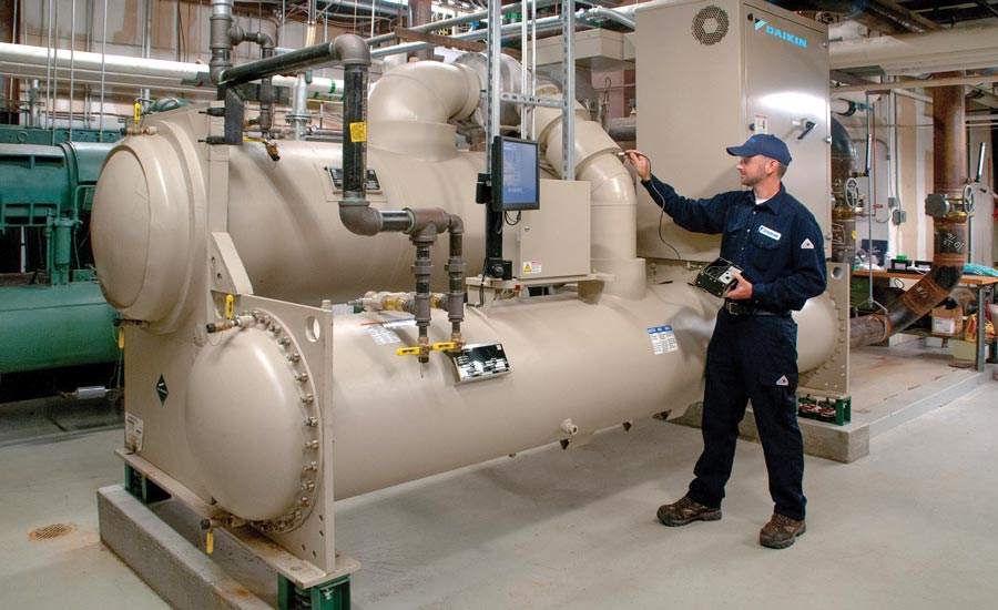 Chiller Refrigerant Choices Are Evolving with New Regulations
