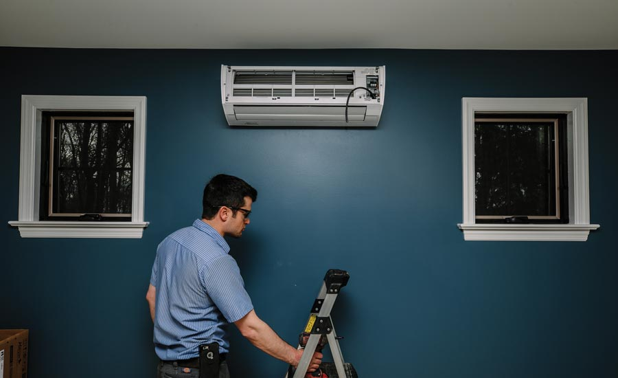 Ductless Demand Takes Off as People Spend More Time at Home