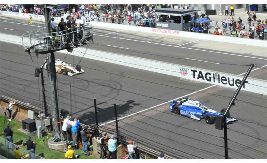 Indy Cars Teach HVAC Contractors About Overcoming Adversity