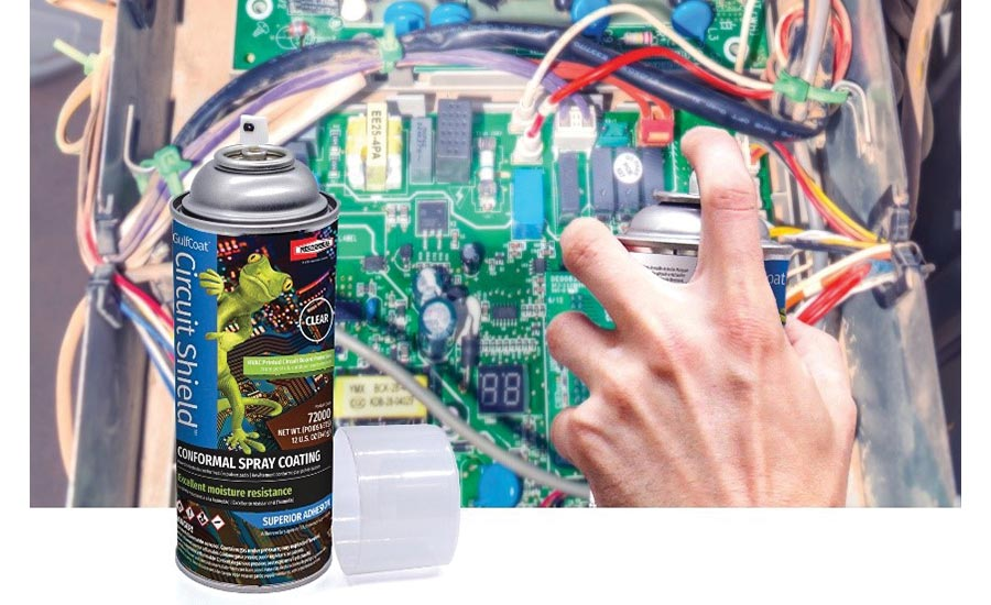 Modine: Spray Coating